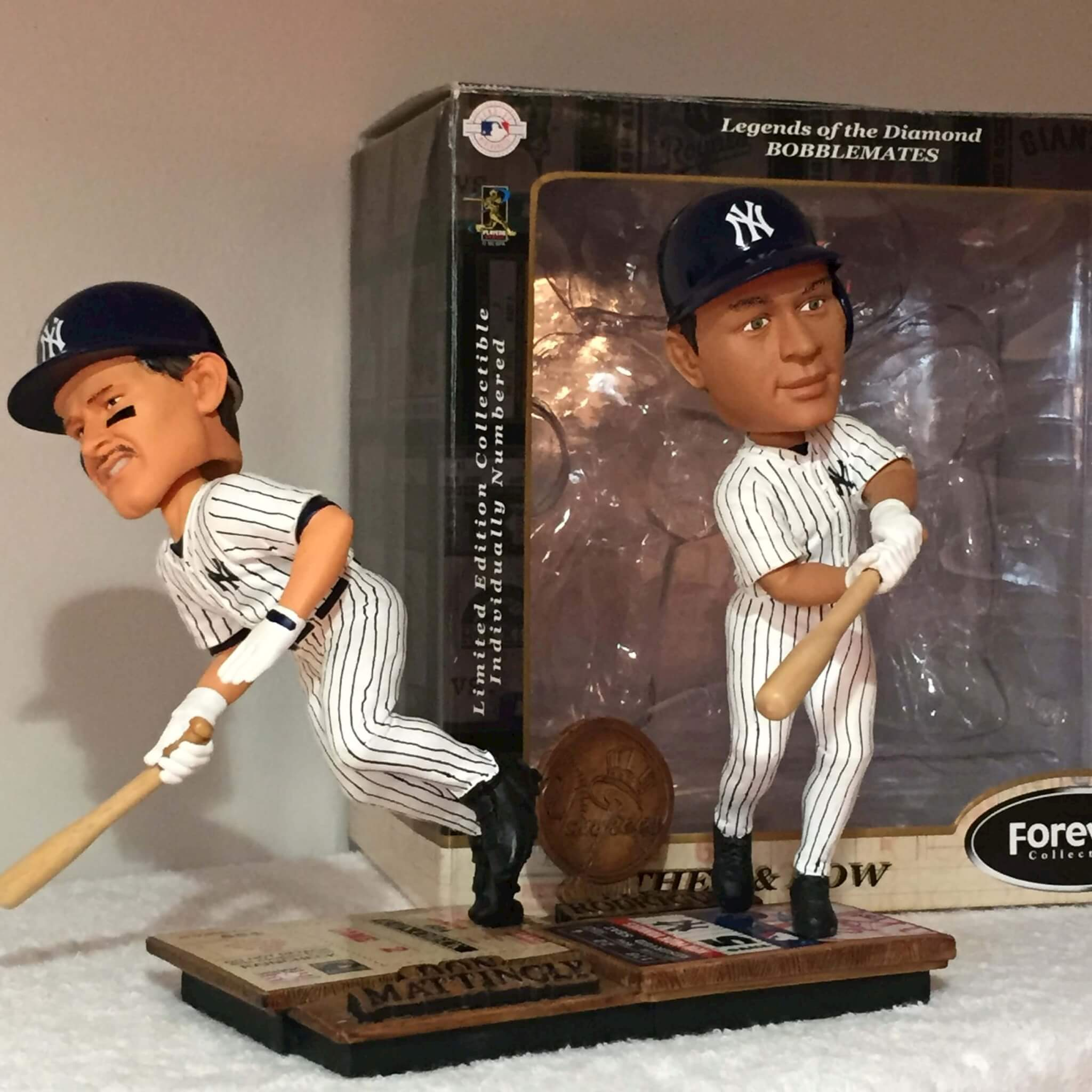 Don Mattingly Alex Rodriguez