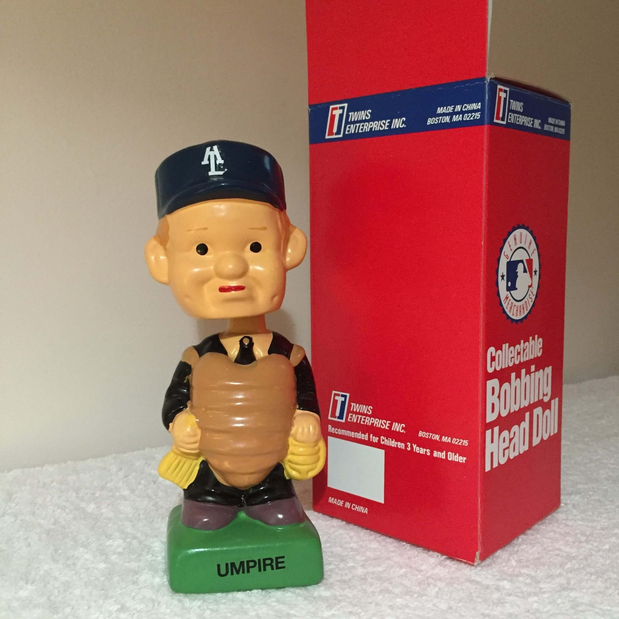 American League Umpire