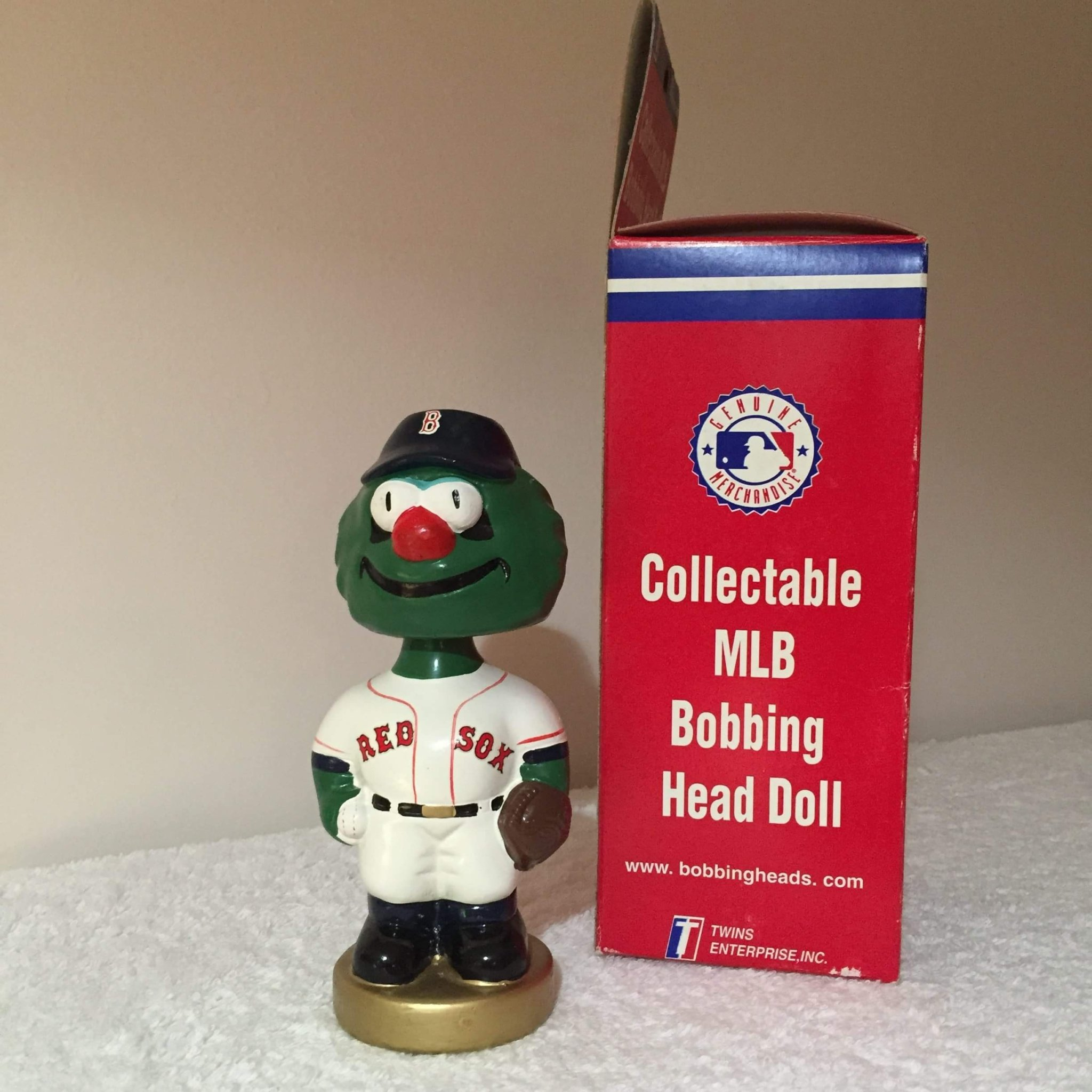 Wally Green Monster TEI