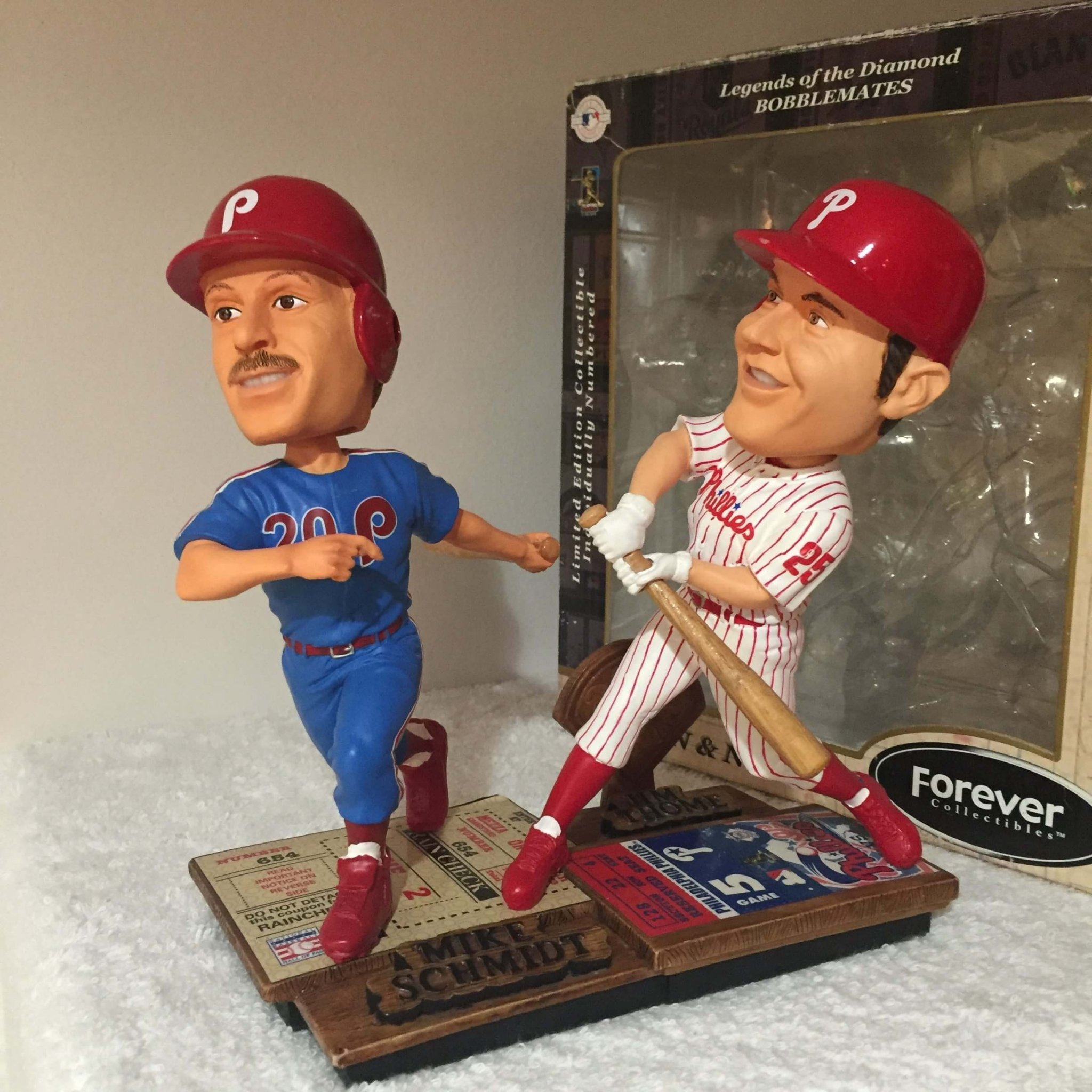 Mike Schmidt Jim Thome