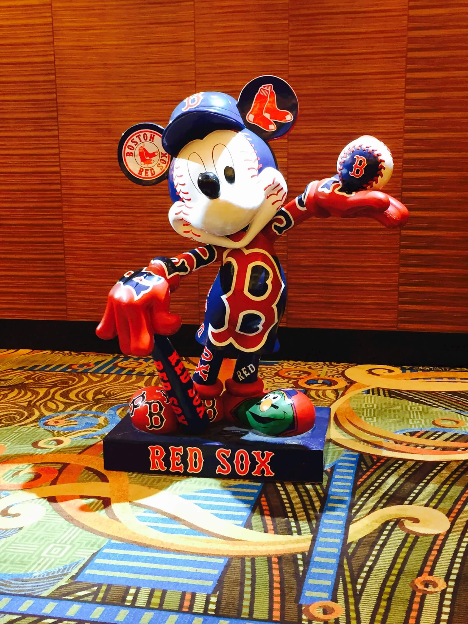 Red Sox Mickey