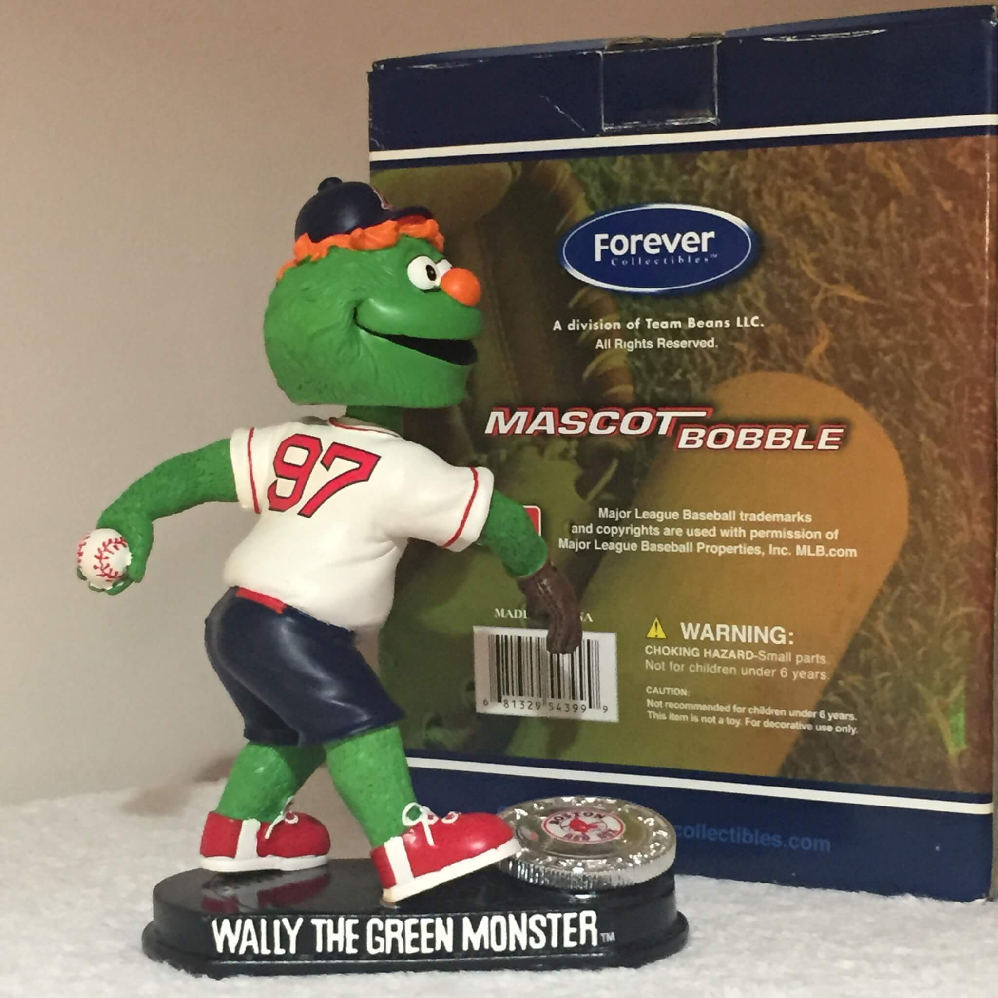 Wally the Green Monster