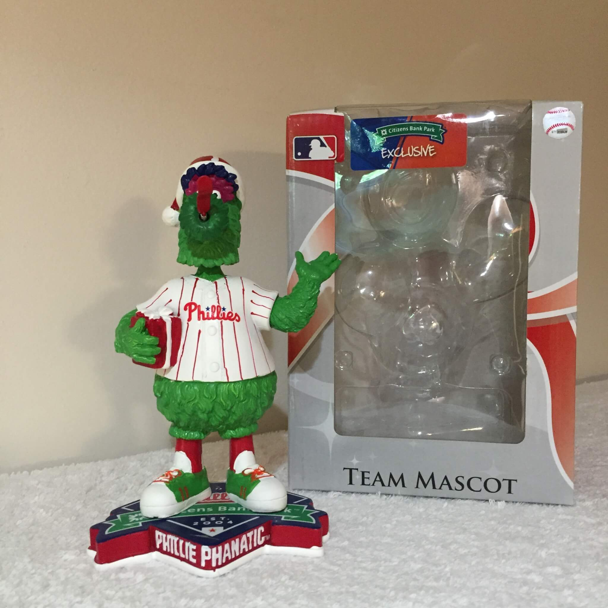 Philly Phanatic