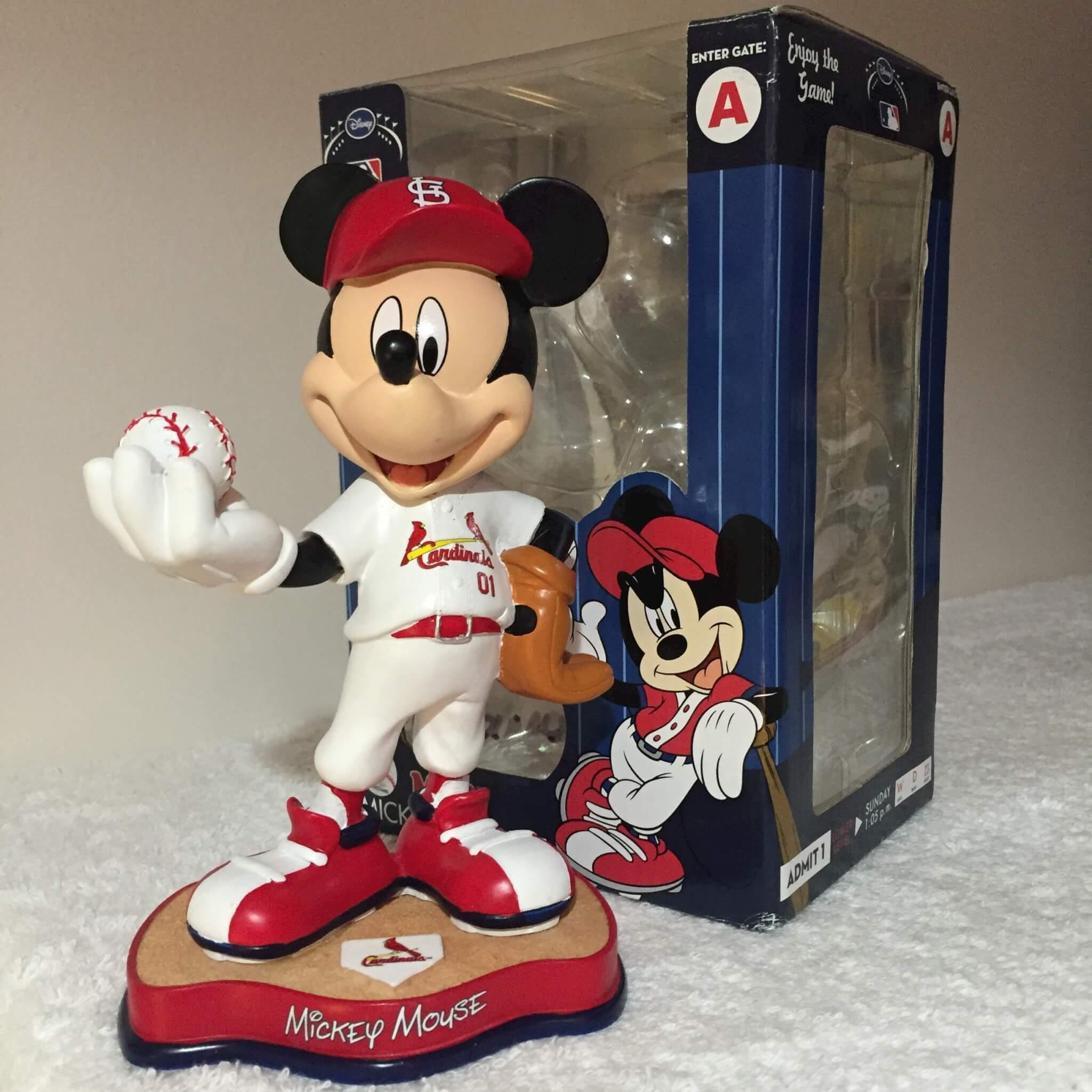 Cardinals Mickey