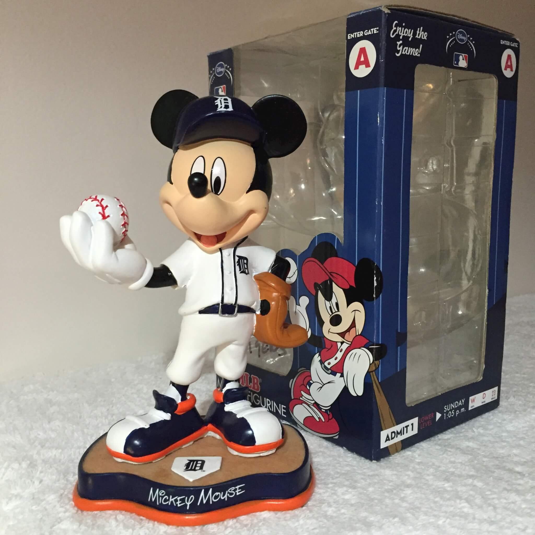 Tigers Mickey