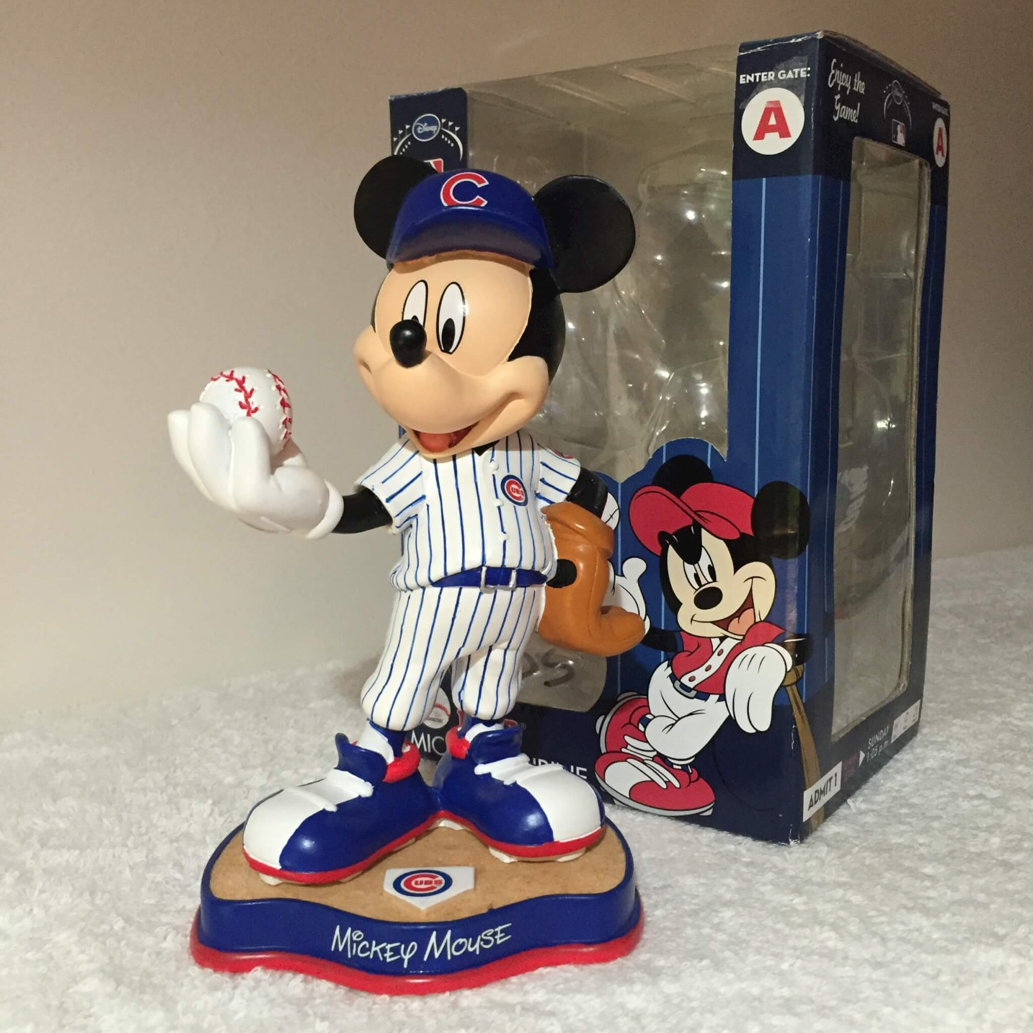 Cubs Mickey