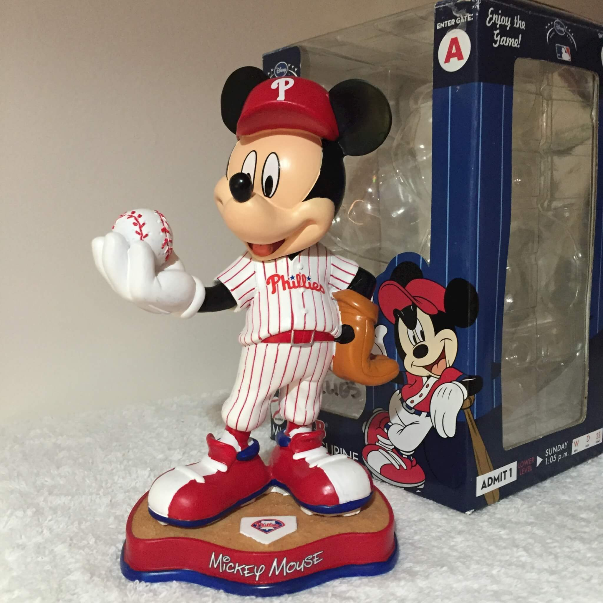 Phillies Mickey