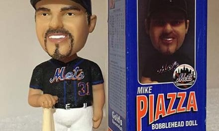 Bobble of the Day- Mike Piazza