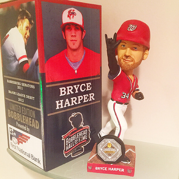 Bobble of the Day Bryce Harper