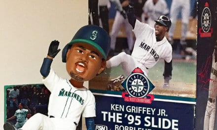 Bobble of the Day Ken Griffey Jr. SGA