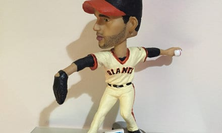 Bobble of the Day Madison Bumgarner