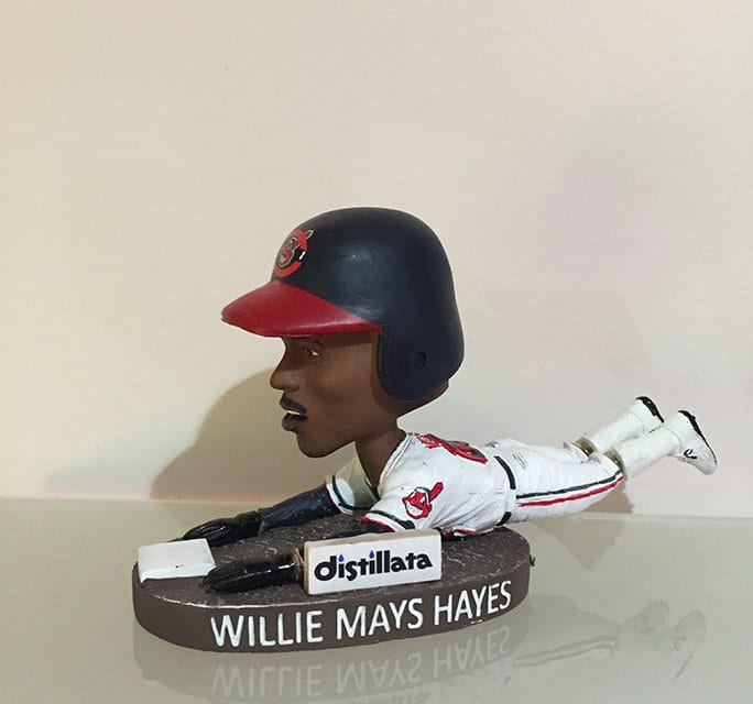 "Bobble of the Day ""Willie Mays Hayes"""