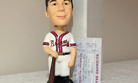 Bobble of the Day Chipper Jones