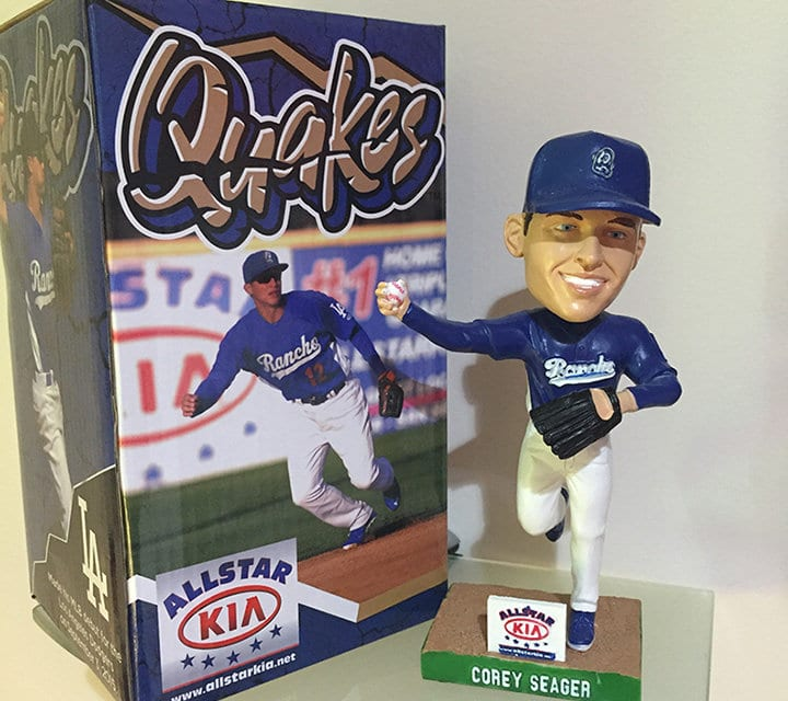Bobble of the Day Corey Seager