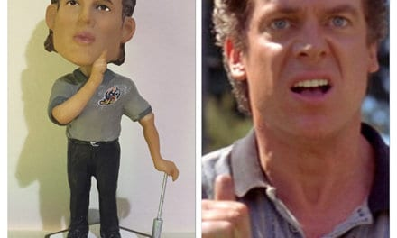 Bobble of the Day Shooter McGavin