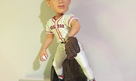 Bobble of the Day Ted Williams