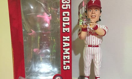 Bobble of the Day Cole Hamels