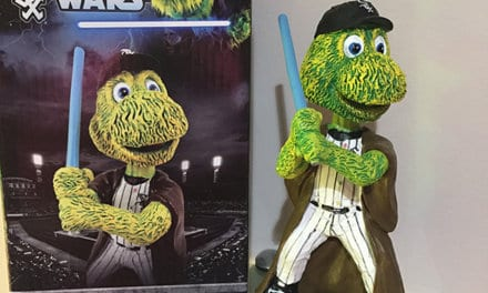 "Bobble of the Day Southpaw ""Star Wars"""