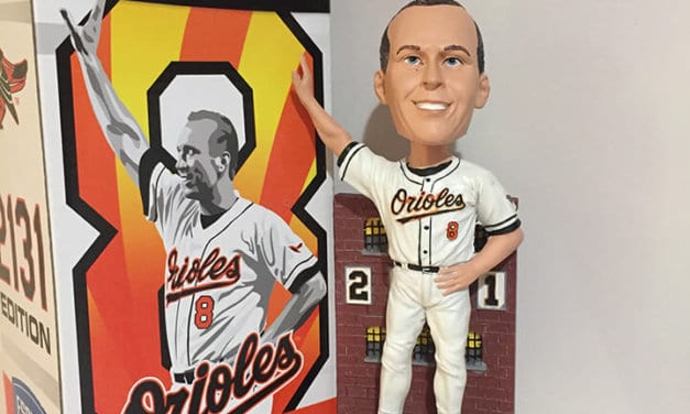 "Bobble of the Day ""Cal Ripken Jr."""