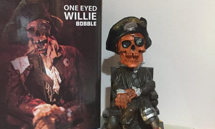 "Bobble of the Day ""One-Eyed Willie"""