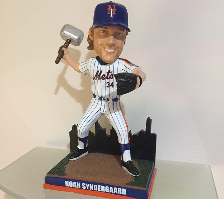 "Bobble of the Day ""Noah Thor Syndergaard"""