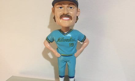 "Bobble of the Day ""Robin Yount"""