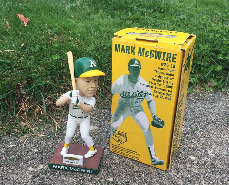 Bobble of the Day Mark McGwire