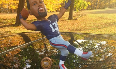 "Bobble of the Day ""Odell Beckham Jr."" The Catch"