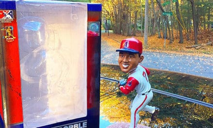 """Bobble of the Day """"Mookie Betts"""""""