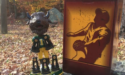 "Bobble of the Day ""Thundar"" North Dakota State"