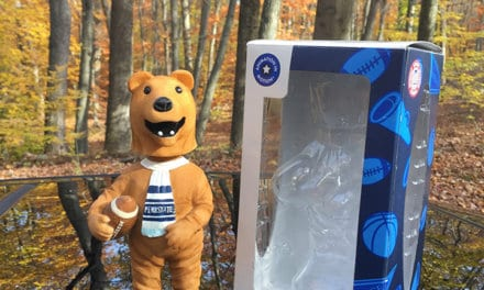 "Bobble of the Day Penn State ""Nittany Lion"""