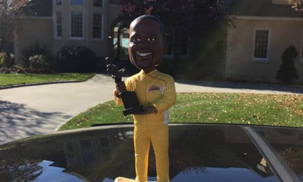 """Bobble of the Day """"Shaquille O'Neal"""""""