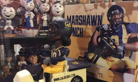 "Bobble of the Day ""Marshawn Lynch"""