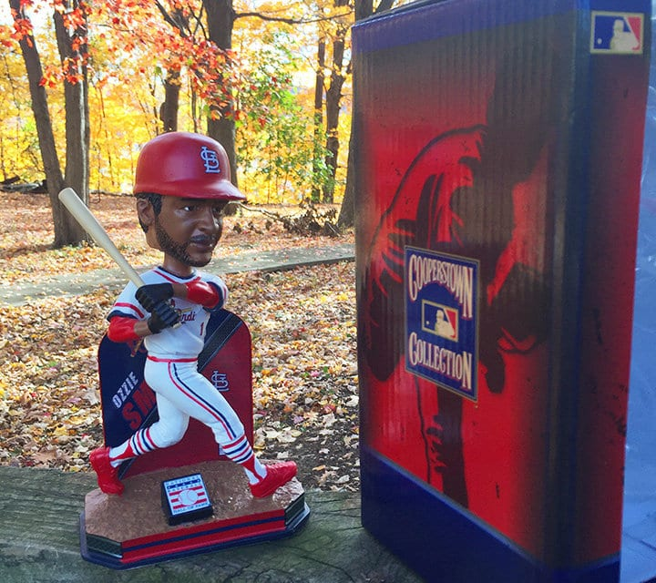 "Bobble of the Day ""Ozzie Smith"""