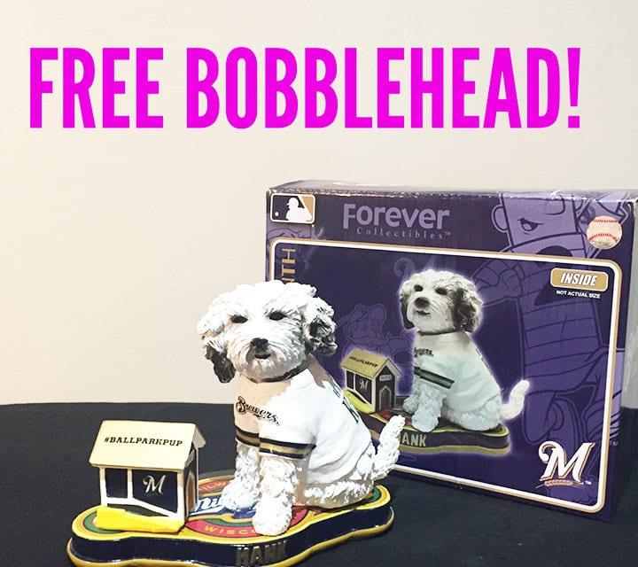 Free Bobblehead Raffle!
