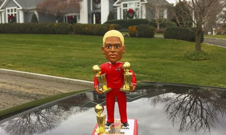 "Bobble of the Day ""Dennis Rodman"""