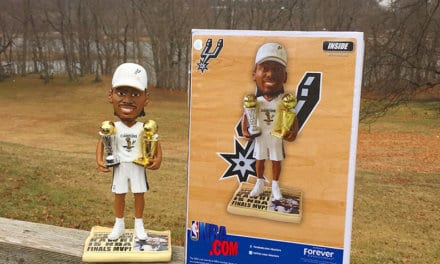 "Bobble of the Day ""Kawhi Leonard"""