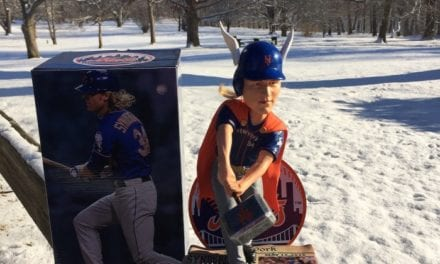 """Bobble of the Day """"Noah Syndergaard"""""""