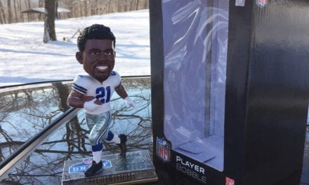 "Bobble of the Day ""Ezekiel Elliott"""