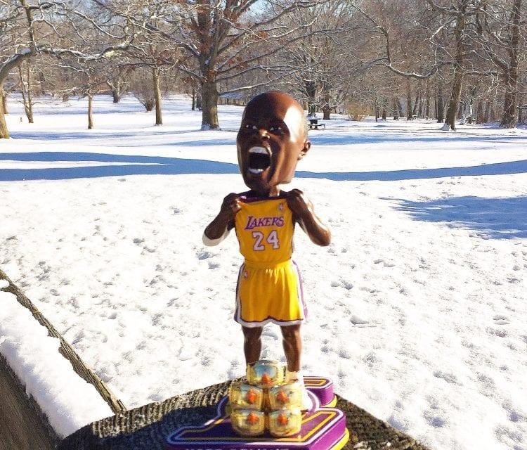 """Bobble of the Day """"Kobe Bryant"""""""