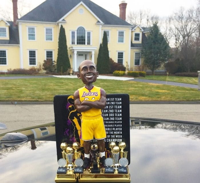 "Bobble of the Day ""Kobe Bryant"""