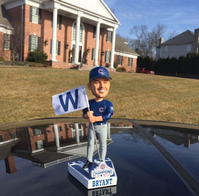"Bobble of the Day ""Kris Bryant"""