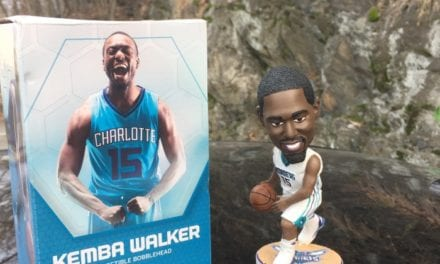 "Bobble of the Day ""Kemba Walker"""
