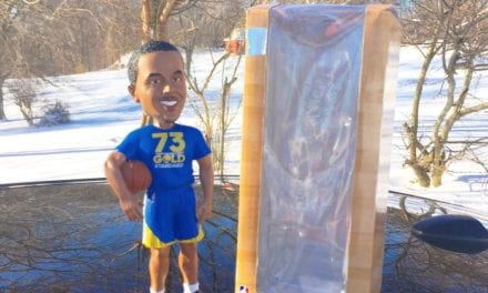 "Bobble of the Day ""Stephen Curry"""