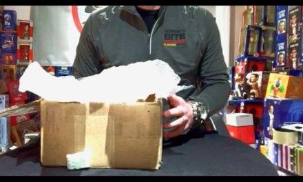 "BobbleSniper Youtube Episode #8 Using ""Proper"" Shipping Materials"