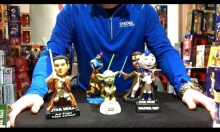 "Bobble Sniper Youtube Episode #9 ""Star Wars"" Bobbleheads"