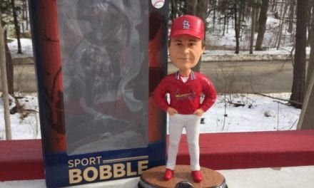 "Bobble of the Day ""Tony LaRussa"""