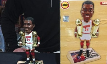 Bobble Sniper Youtube Episode #5 Hakeem Olajuwon