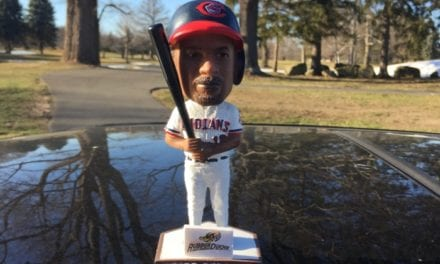 "Bobble of the Day ""Pedro Cerrano"""