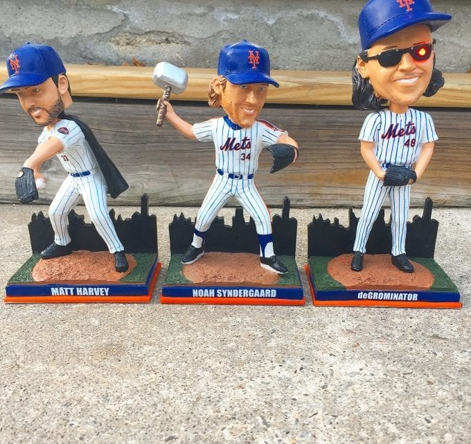 Why Mets fans shouldn't be worried about the pitching staff.